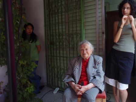 רות לוביץ' באוקטובר 2007